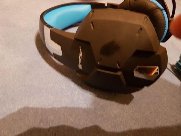 Słuchawki Tracer Dragon Blue