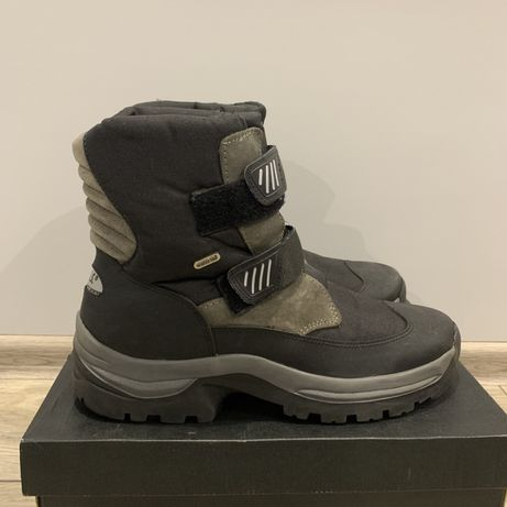 Зимние утепленные ботинки Everest waterproof 46 размер Lowa clarks