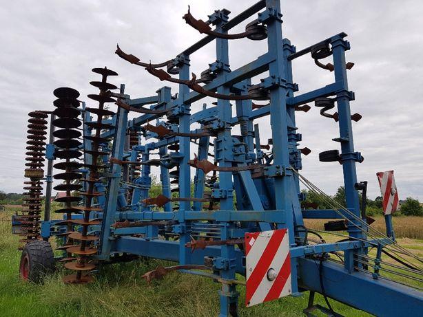Agregat uprawowy - ścierniskowy Silo Wolf - 6 m (Kverneland)