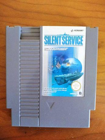 Silent Service - NES