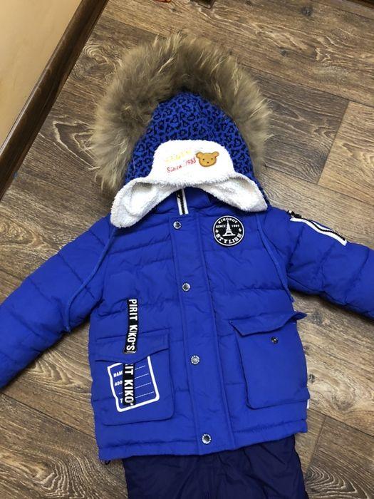 Зимний полукоибинезон, комбинезон, куртка Житомир - изображение 1