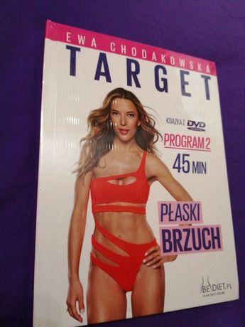 Nowa Płyta Ewa Chodakowska Target płaski brzuch