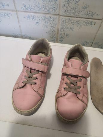 Туфли кроссовки мокасины р 32 на 33 стелька 21 см lc Waikiki