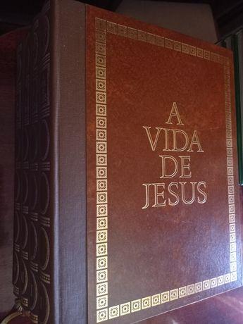 """Livros """"A vida de Jesus"""""""