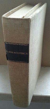 Fármaco física livro de Farmácia 1973