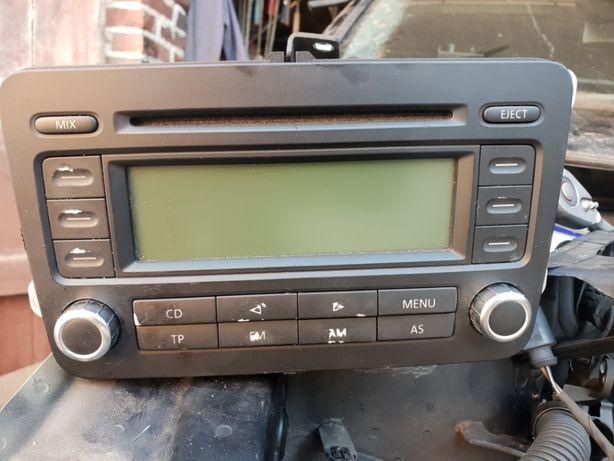 Radio RCD 300 Passat B6 Jetta Golf V
