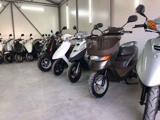 Скутера з Японії великий вибір