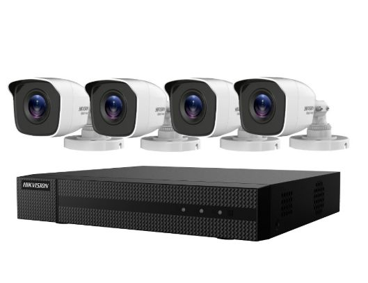 Pack Vigilância (4x Camaras ip 66 - resolucao 1280×720 -NOVO