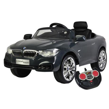 BMW Coupé série 4 com Rádio Controlo