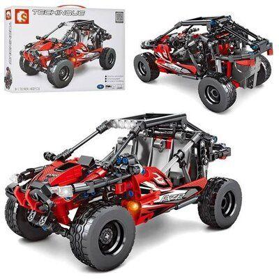 Конструктор 701404 Sembo Block Квадроцикл ATV 402дет Lego Technic