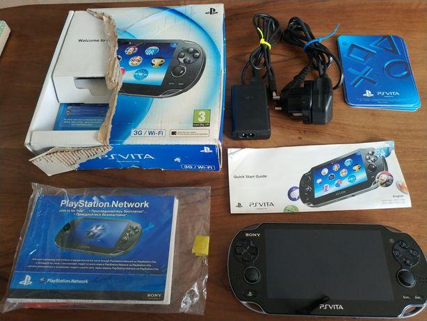 __ PlayStation Vita 3g/WiFi 8Gb PCH 1103__