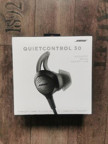 Słuchawki Bose QC 30