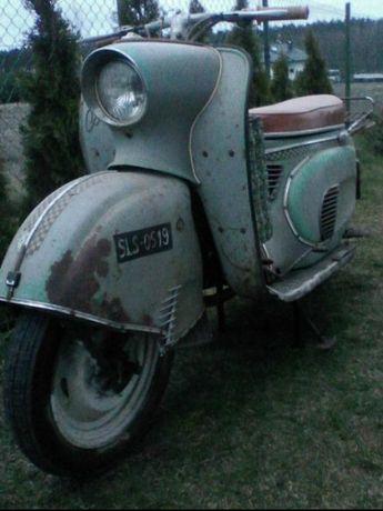 Skup motocykli Wfm Osa M50 M52 shl m04 gazela junak m10 ryś wsk dudek