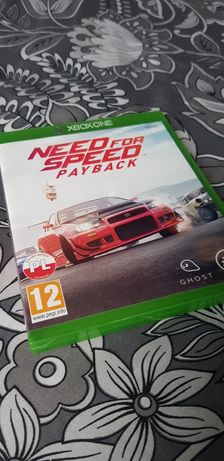 Need for Speed Payback Polski Dubbing na Xbox one
