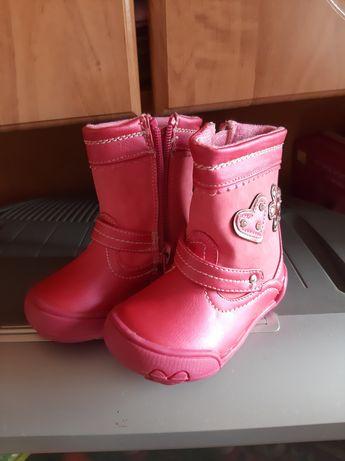 Новые ботиночки размер 20