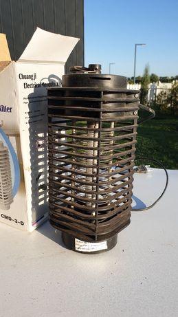 Ультрафиолетовая ловушка для комаров и москитов - Electronic Mosquito