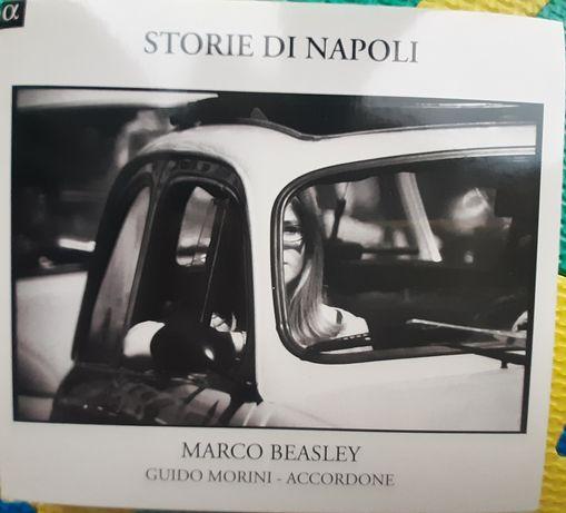 Cd Storie di Napoli. Dla konesera.