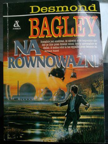Na równoważni - książka Desmonda Bagleya