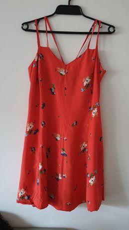 Sukienka letnia w kwiaty M