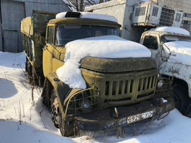 Автомобиль ЗИЛ-130 ММЗ-4502 (Самосвал)