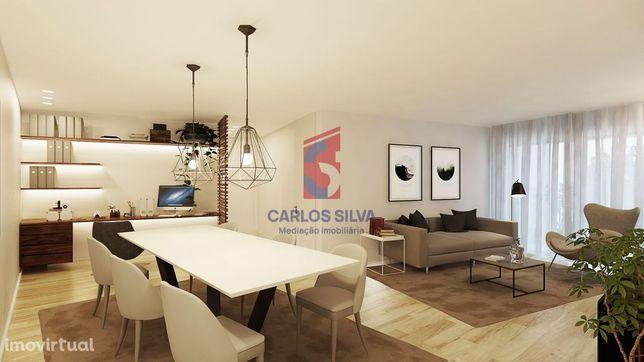 Apartamento T3 NOVO c/ terraço - Vila Nova de Famalicão