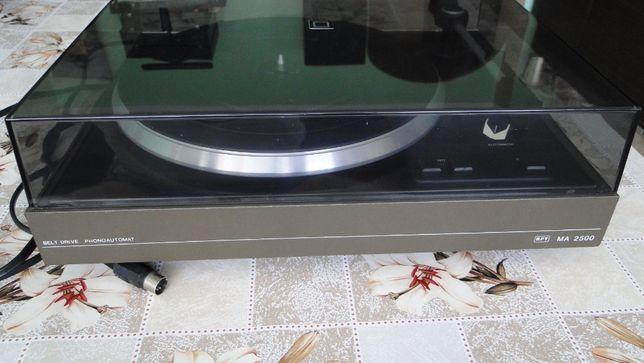 Gramofon RFT MA 2500 stan idealny