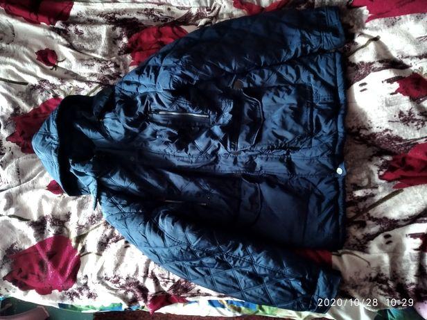 Зимняя мужская курточка.