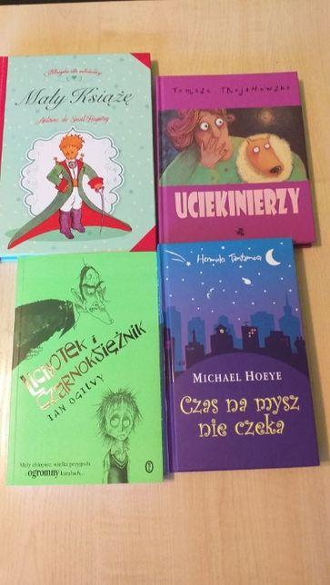 książki dla dzieci i nie tylko