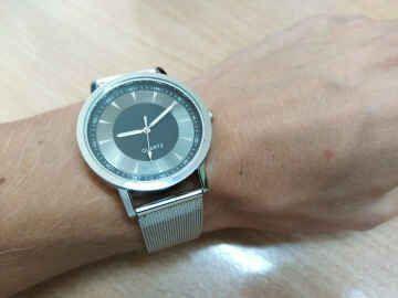 TIMARCO роскошные кварцевые часы унисекс