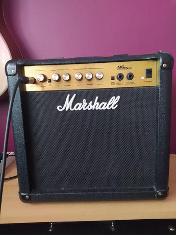 Super Combo Marshall MG15CD Piecyk