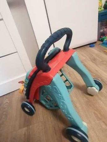 Детские интерактивные ходунки-каталка