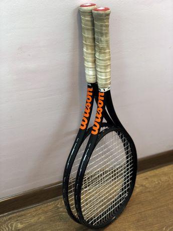 Теннисная ракетка Wilson Burn.