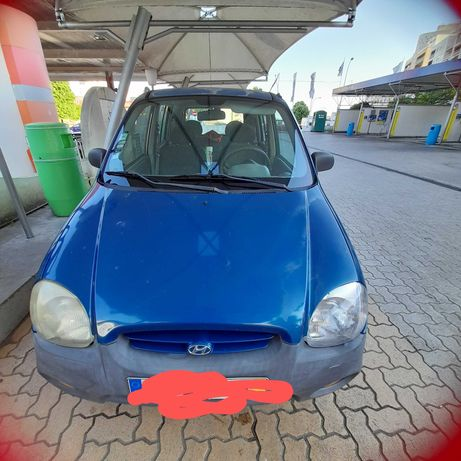 Hyundai em excelentes condições para primeiro carro.