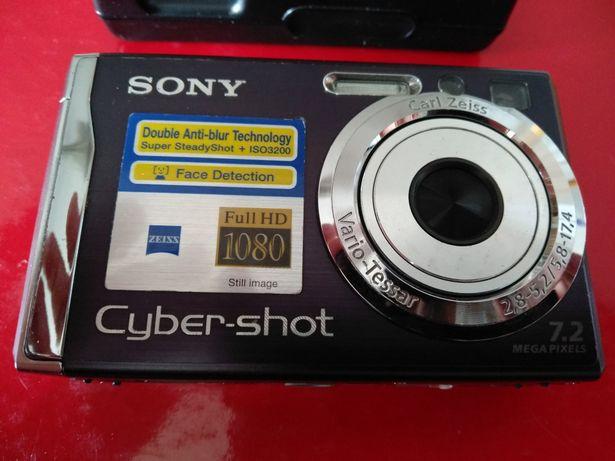 Máquina fotográfica digital SONY troco por Playstation 4