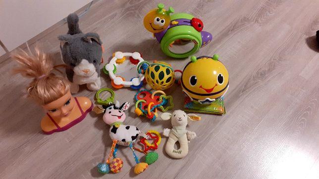 Zabawki różności