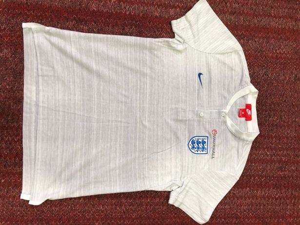 футболка Nike England
