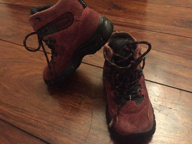 Ecco buty dziecięce, trapery rozm 24