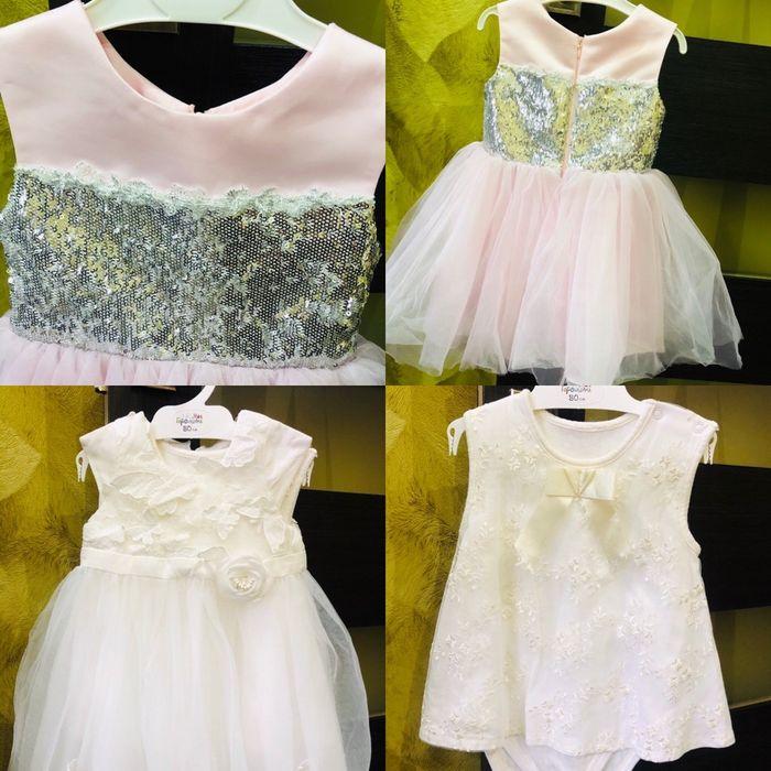 Красивое платье на 2-3года Харьков - изображение 1