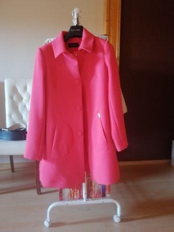 Damski Płaszcz Monnari rozmiar 36, fuksja