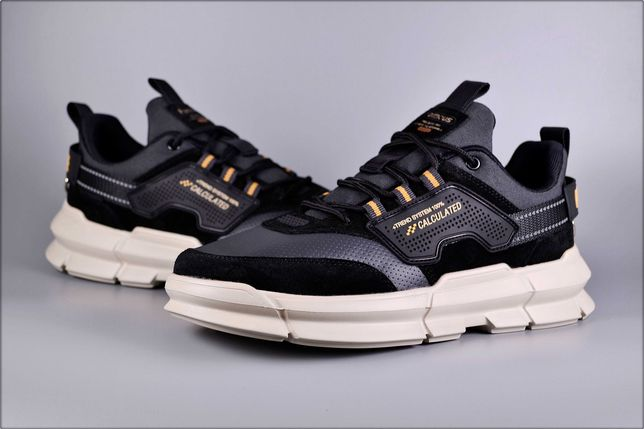 Мужские кроссовки New X Beige, Осенняя обувь
