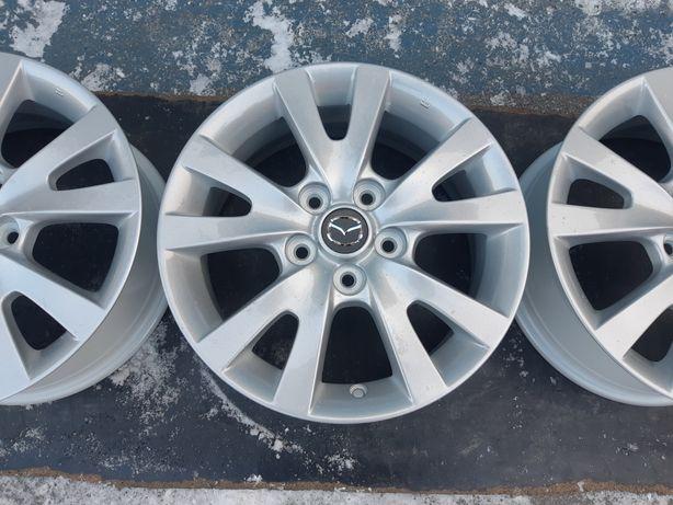 Goauto originally disks Mazda 5/114.3 r16 et52.5 6.5j dia67.1 в идеаль
