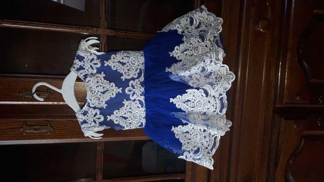 Sukienka rozmiar 74/80 na wesele, święta