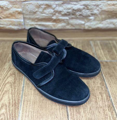 Взуття /мокасіни/туфлі/мокасини для хлопчика 36р.