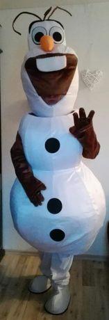 Sprzedam przebranie reklamowe bałwanka Olafa