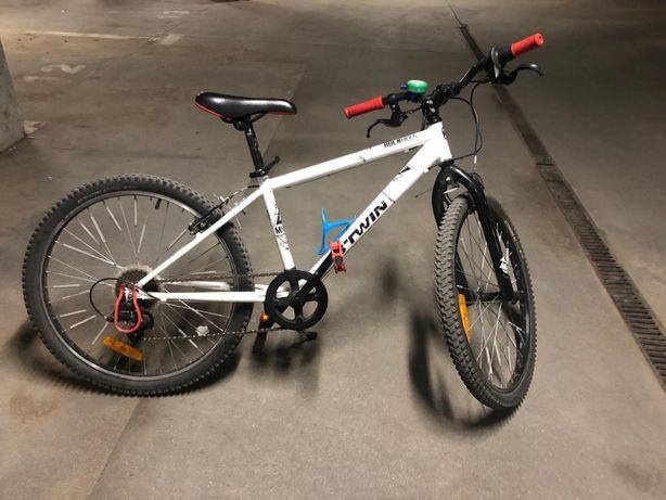 """Rower BTWIN Rockrider 300 24"""""""