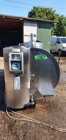 Schladzalnik Japy Kryos Westfalia 2200l z pomiarem  elekt.mleka Expert