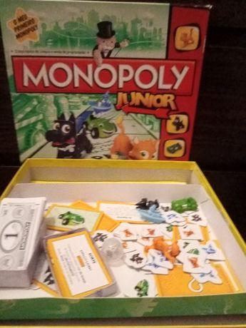 Jogos monopólio puzzle