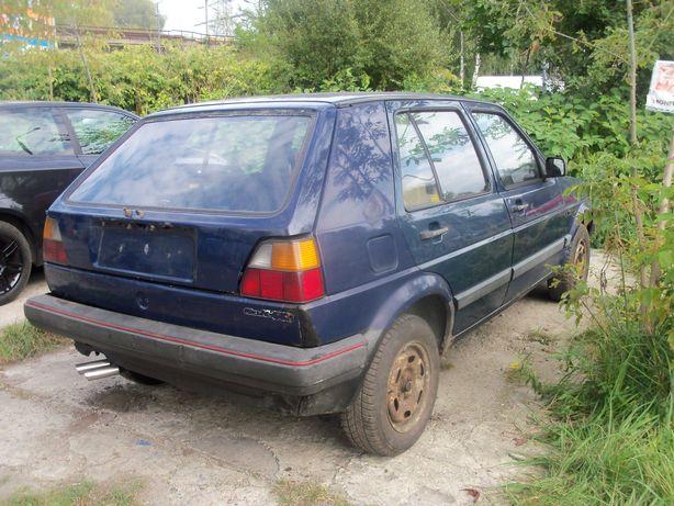 VW Golf II na części
