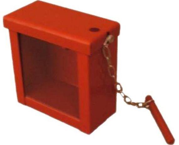 Caixa para Chave de Emergência