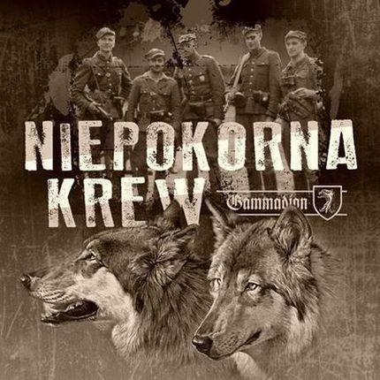 Gammadion - Niepokorna Krew CD
